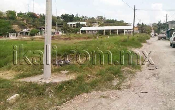 Foto de terreno habitacional en venta en  nonumber, obrera, tuxpan, veracruz de ignacio de la llave, 1218113 No. 05