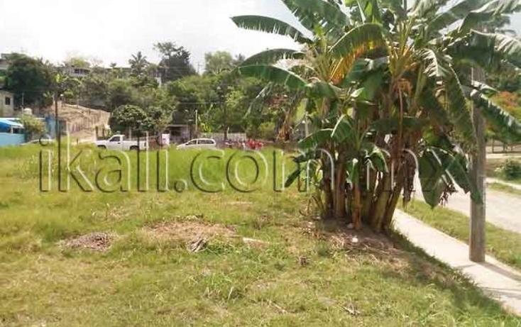 Foto de terreno habitacional en venta en  nonumber, obrera, tuxpan, veracruz de ignacio de la llave, 1218113 No. 07