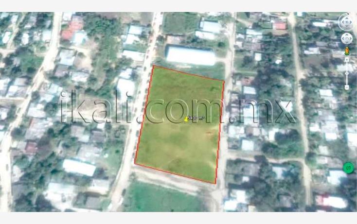 Foto de terreno habitacional en venta en  nonumber, obrera, tuxpan, veracruz de ignacio de la llave, 1218113 No. 09