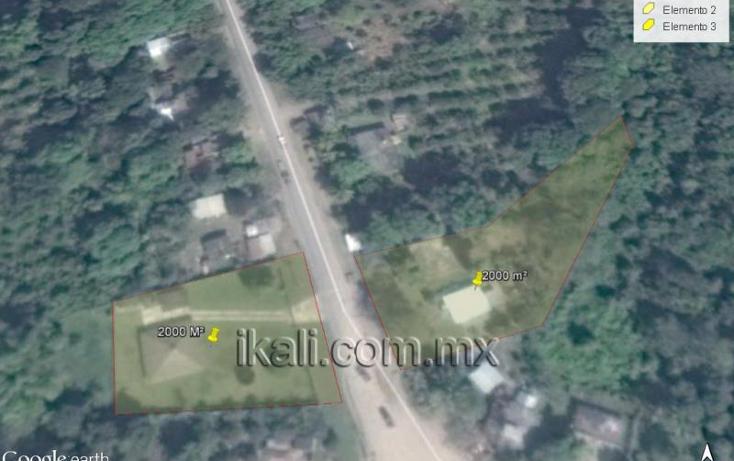 Foto de terreno habitacional en venta en  nonumber, ojite, tuxpan, veracruz de ignacio de la llave, 1089575 No. 30
