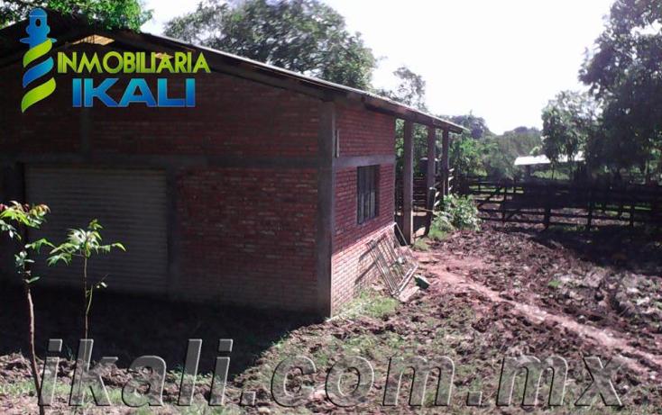 Foto de terreno habitacional en venta en  nonumber, ojite, tuxpan, veracruz de ignacio de la llave, 786433 No. 11
