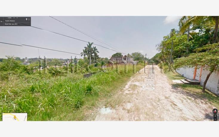 Foto de terreno habitacional en venta en  nonumber, olímpica, tuxpan, veracruz de ignacio de la llave, 1539380 No. 02