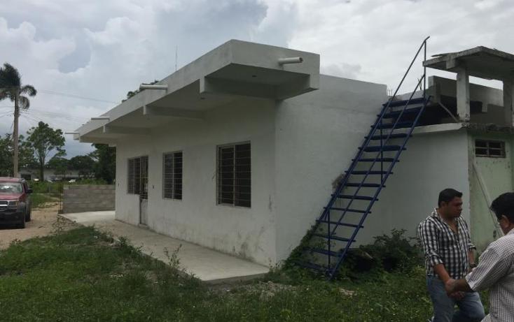 Foto de casa en venta en  nonumber, oriente 1a secc (santo domingo), comalcalco, tabasco, 1449845 No. 02