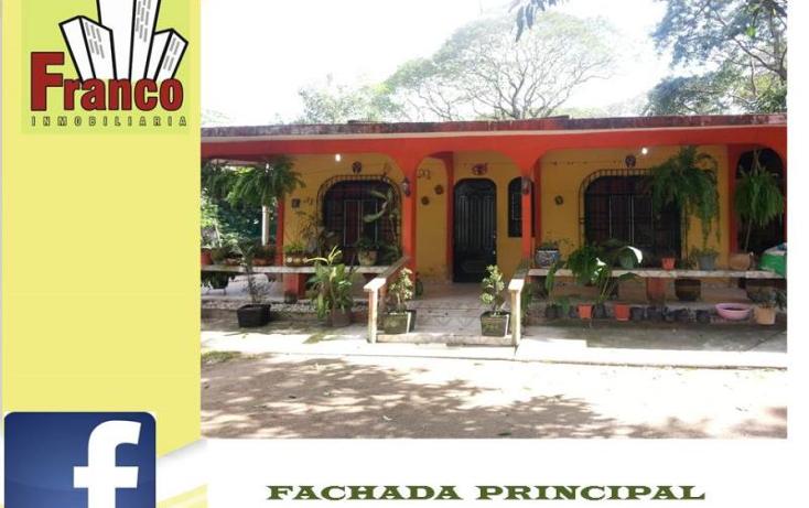 Foto de casa en venta en  nonumber, oriente 5a secc (la candelaria), comalcalco, tabasco, 1054383 No. 02