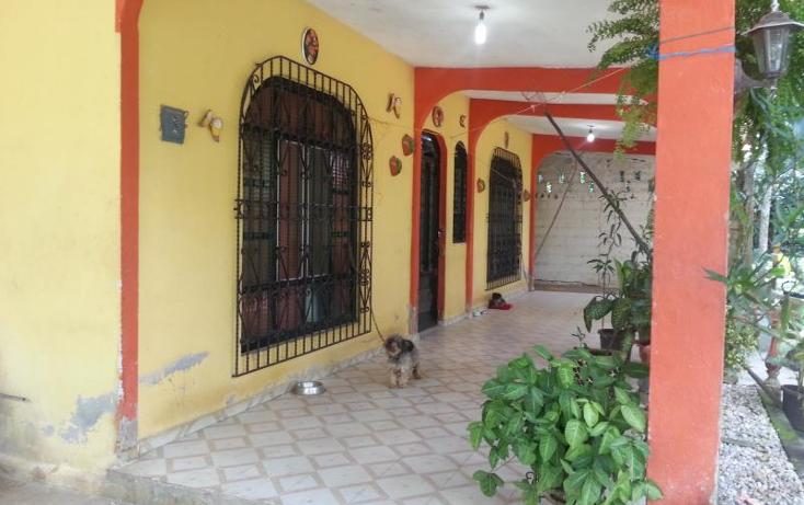 Foto de casa en venta en  nonumber, oriente 5a secc (la candelaria), comalcalco, tabasco, 1054383 No. 07