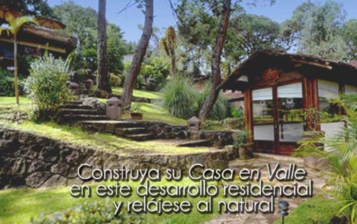 Foto de casa en venta en  nonumber, otumba, valle de bravo, méxico, 1075665 No. 02