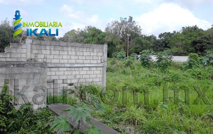 Foto de terreno comercial en venta en  nonumber, palma sola, poza rica de hidalgo, veracruz de ignacio de la llave, 1005573 No. 04