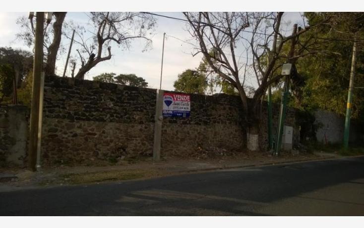 Foto de terreno habitacional en venta en  nonumber, palmira tinguindin, cuernavaca, morelos, 496800 No. 01