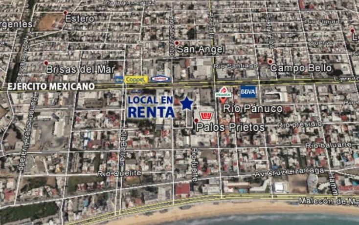 Foto de local en renta en  nonumber, palos prietos, mazatlán, sinaloa, 1608708 No. 04