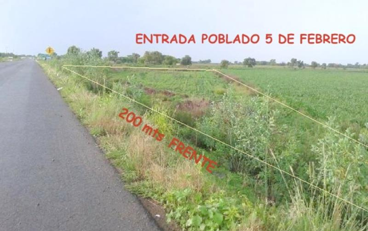 Foto de terreno comercial en venta en  nonumber, parras de la fuente, durango, durango, 491171 No. 04