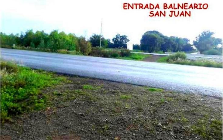 Foto de terreno industrial en venta en  nonumber, parras de la fuente, durango, durango, 760845 No. 06