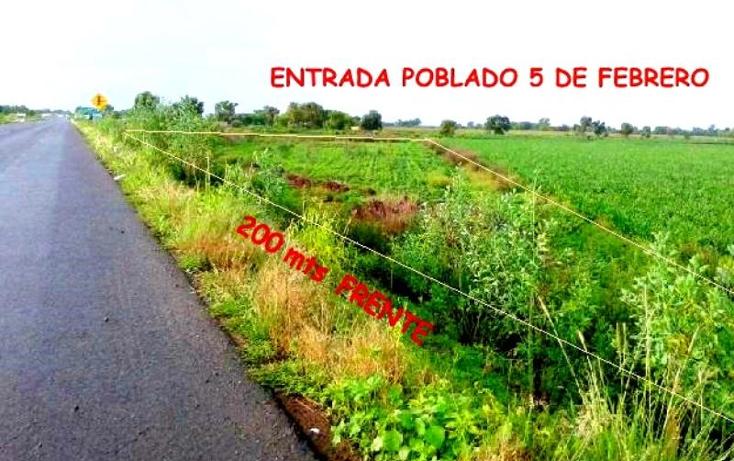 Foto de terreno industrial en venta en  nonumber, parras de la fuente, durango, durango, 847501 No. 08