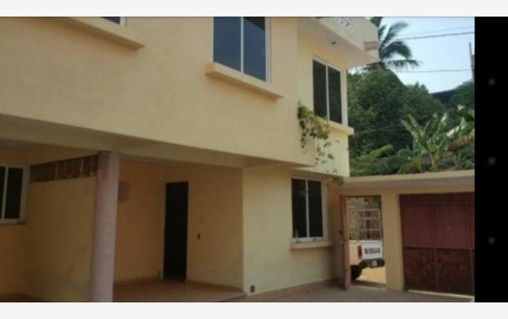 Foto de casa en venta en  nonumber, periodistas, acapulco de juárez, guerrero, 384363 No. 01