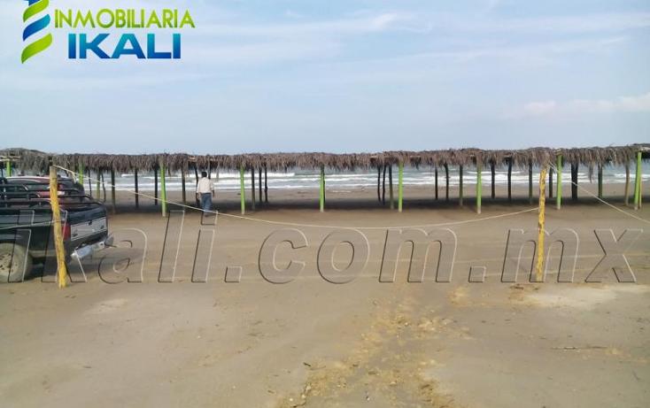 Foto de terreno habitacional en venta en  nonumber, playa azul, tuxpan, veracruz de ignacio de la llave, 616317 No. 01