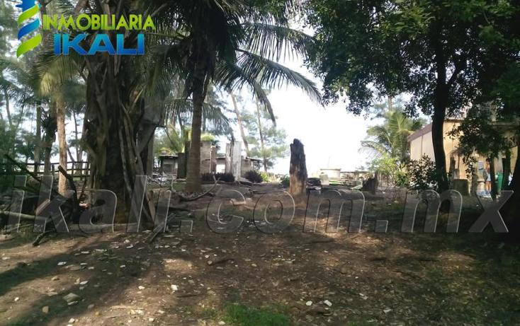 Foto de terreno habitacional en venta en  nonumber, playa azul, tuxpan, veracruz de ignacio de la llave, 616317 No. 02
