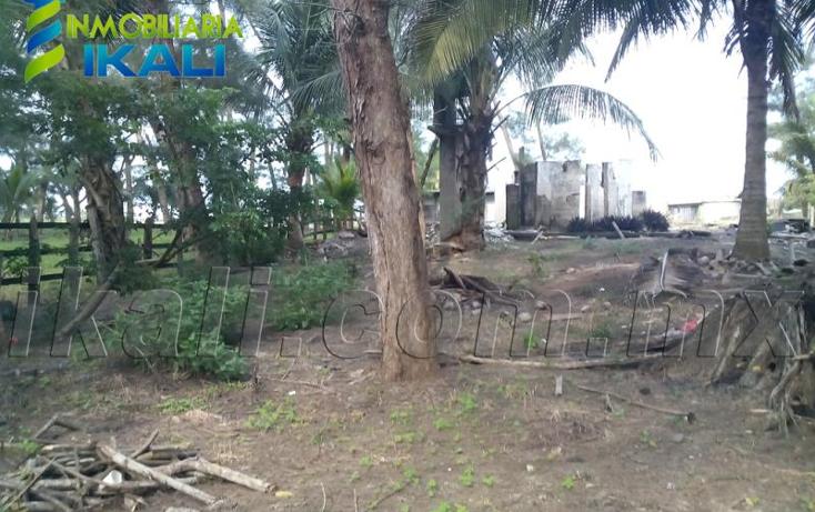 Foto de terreno habitacional en venta en  nonumber, playa azul, tuxpan, veracruz de ignacio de la llave, 616317 No. 05