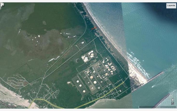 Foto de terreno habitacional en venta en  nonumber, playa azul, tuxpan, veracruz de ignacio de la llave, 616317 No. 11