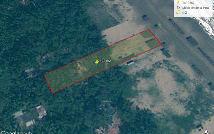 Foto de terreno habitacional en venta en  nonumber, playa azul, tuxpan, veracruz de ignacio de la llave, 616317 No. 13