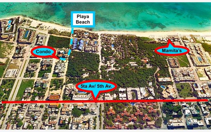 Foto de departamento en venta en  nonumber, playa del carmen centro, solidaridad, quintana roo, 1075711 No. 02