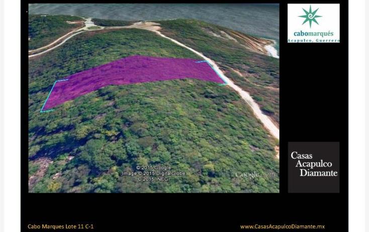 Foto de terreno habitacional en venta en  nonumber, playa diamante, acapulco de juárez, guerrero, 763441 No. 01