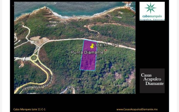 Foto de terreno habitacional en venta en  nonumber, playa diamante, acapulco de juárez, guerrero, 763441 No. 05