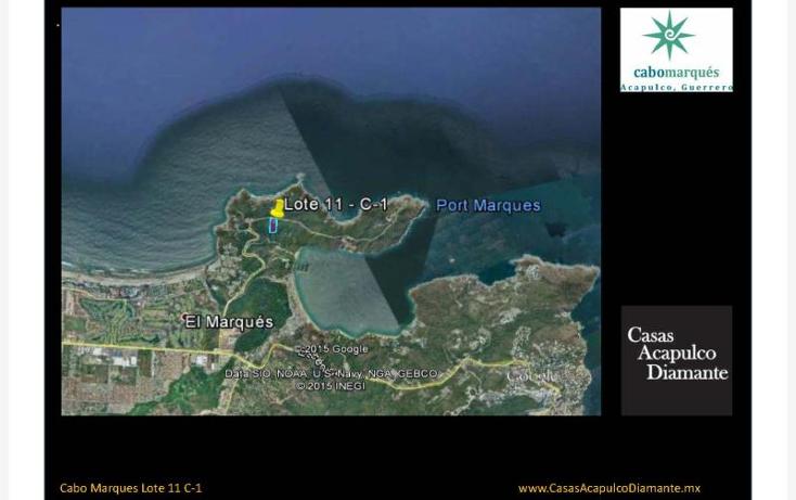Foto de terreno habitacional en venta en  nonumber, playa diamante, acapulco de juárez, guerrero, 763441 No. 07