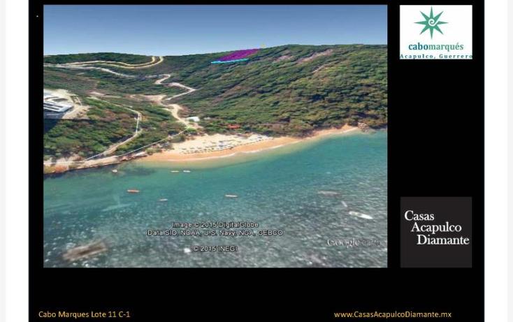 Foto de terreno habitacional en venta en  nonumber, playa diamante, acapulco de juárez, guerrero, 763441 No. 08