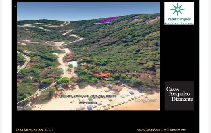 Foto de terreno habitacional en venta en  nonumber, playa diamante, acapulco de juárez, guerrero, 763441 No. 09