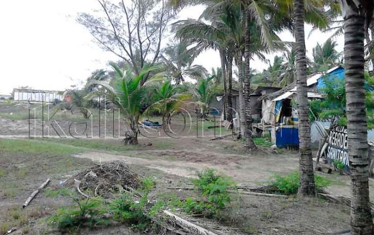 Foto de terreno habitacional en venta en  nonumber, playa norte, tuxpan, veracruz de ignacio de la llave, 1238437 No. 01