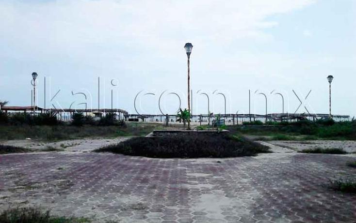 Foto de terreno habitacional en venta en  nonumber, playa norte, tuxpan, veracruz de ignacio de la llave, 1238437 No. 02