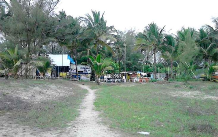 Foto de terreno habitacional en venta en  nonumber, playa norte, tuxpan, veracruz de ignacio de la llave, 1238437 No. 03