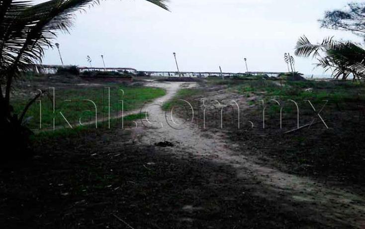 Foto de terreno habitacional en venta en  nonumber, playa norte, tuxpan, veracruz de ignacio de la llave, 1238437 No. 05