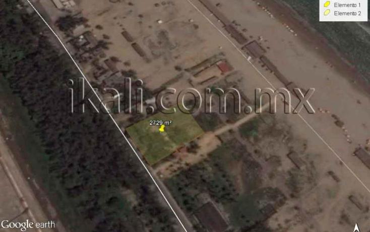 Foto de terreno habitacional en venta en  nonumber, playa norte, tuxpan, veracruz de ignacio de la llave, 1238437 No. 09