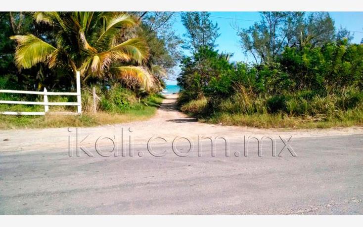 Foto de terreno habitacional en venta en  nonumber, playa norte, tuxpan, veracruz de ignacio de la llave, 1632950 No. 01