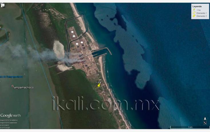 Foto de terreno habitacional en venta en  nonumber, playa norte, tuxpan, veracruz de ignacio de la llave, 1632950 No. 11