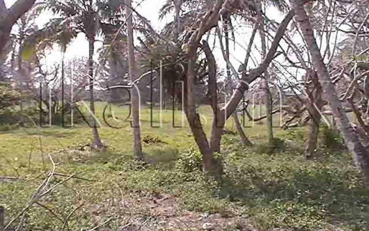 Foto de terreno habitacional en venta en  nonumber, playa norte, tuxpan, veracruz de ignacio de la llave, 577656 No. 03