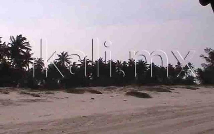 Foto de terreno habitacional en venta en  nonumber, playa norte, tuxpan, veracruz de ignacio de la llave, 577656 No. 04