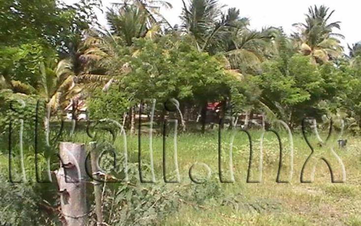 Foto de terreno habitacional en venta en  nonumber, playa norte, tuxpan, veracruz de ignacio de la llave, 584436 No. 02