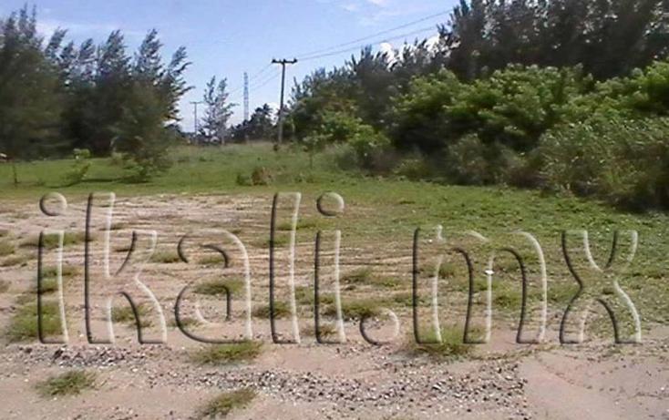 Foto de terreno habitacional en venta en  nonumber, playa norte, tuxpan, veracruz de ignacio de la llave, 584436 No. 06