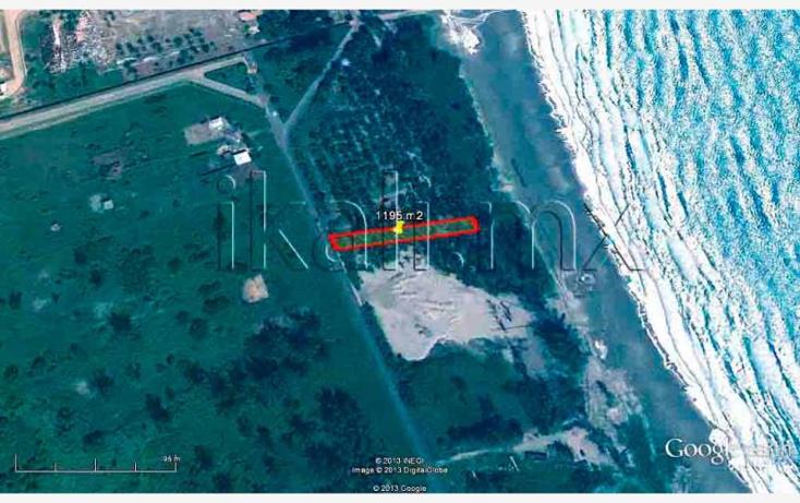 Foto de terreno habitacional en venta en  nonumber, playa norte, tuxpan, veracruz de ignacio de la llave, 584436 No. 07