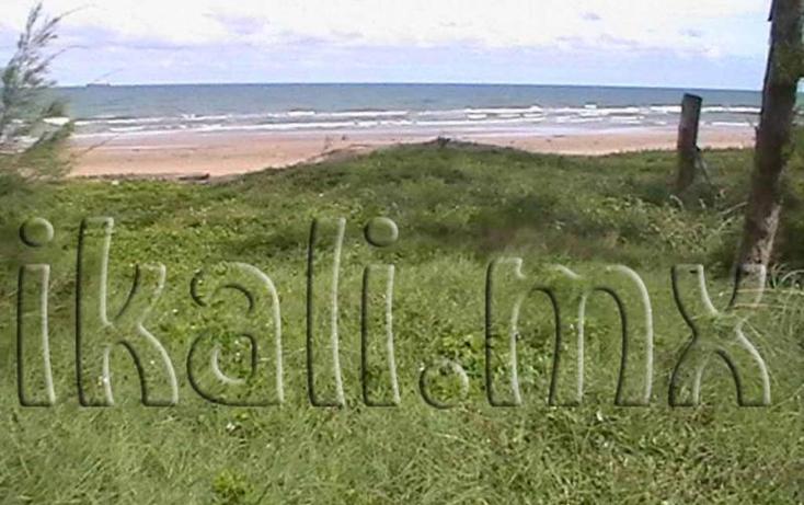 Foto de terreno habitacional en venta en  nonumber, playa norte, tuxpan, veracruz de ignacio de la llave, 584436 No. 08