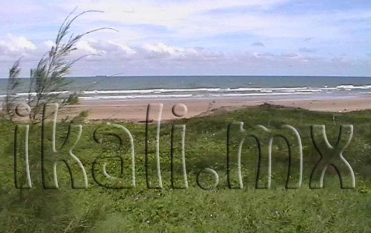 Foto de terreno habitacional en venta en  nonumber, playa norte, tuxpan, veracruz de ignacio de la llave, 584436 No. 09