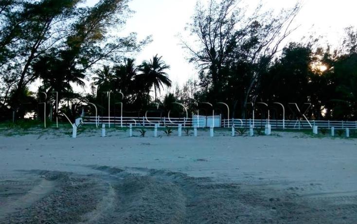 Foto de terreno habitacional en venta en  nonumber, playa norte, tuxpan, veracruz de ignacio de la llave, 983419 No. 01