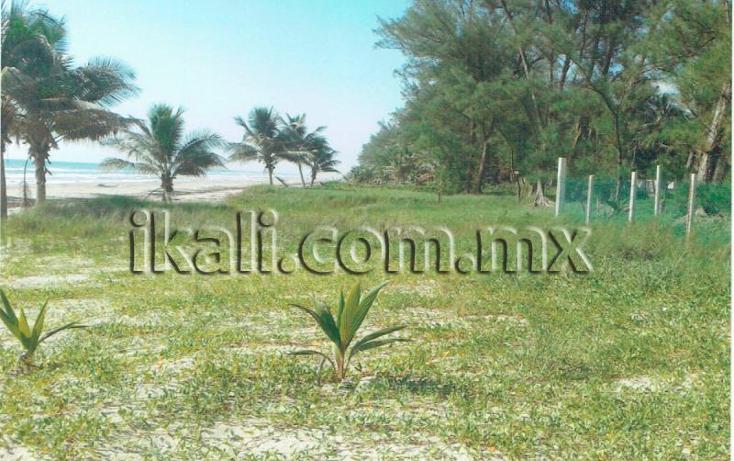 Foto de terreno habitacional en venta en  nonumber, playa norte, tuxpan, veracruz de ignacio de la llave, 983419 No. 09