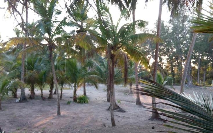 Foto de terreno habitacional en venta en  nonumber, playa norte, tuxpan, veracruz de ignacio de la llave, 983419 No. 12