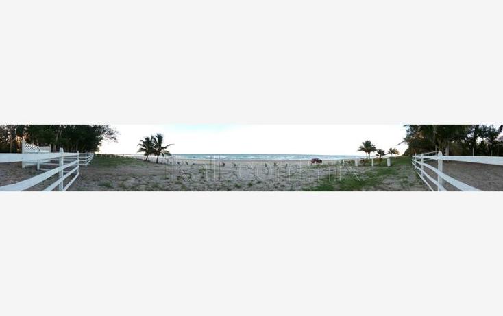 Foto de terreno habitacional en venta en  nonumber, playa norte, tuxpan, veracruz de ignacio de la llave, 983419 No. 14