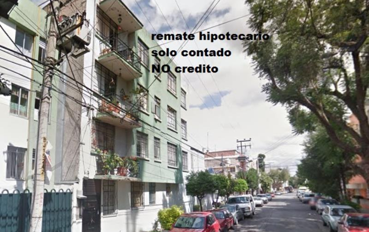 Foto de departamento en venta en  nonumber, portales norte, benito ju?rez, distrito federal, 1466419 No. 02