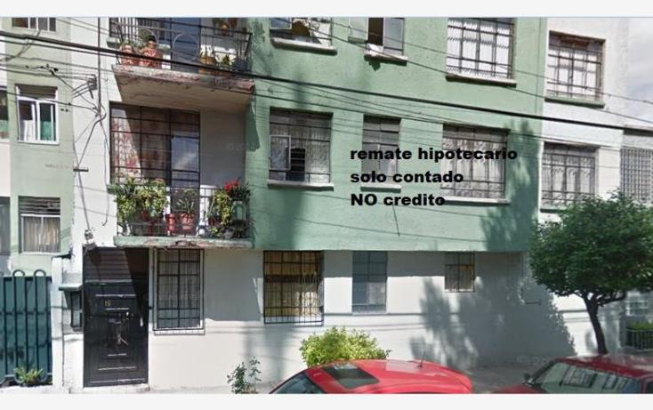 Foto de departamento en venta en  nonumber, portales norte, benito ju?rez, distrito federal, 1466419 No. 04