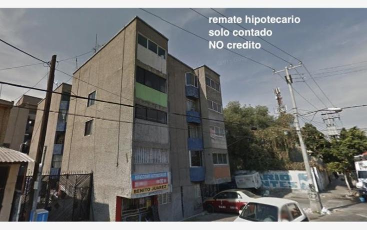 Foto de departamento en venta en  nonumber, presidentes de m?xico, iztapalapa, distrito federal, 1518348 No. 03