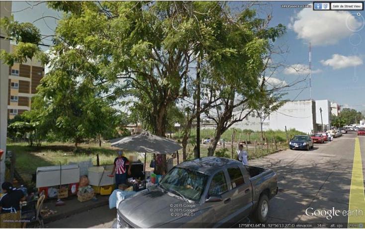 Foto de terreno comercial en venta en  nonumber, primero de mayo, centro, tabasco, 963171 No. 03